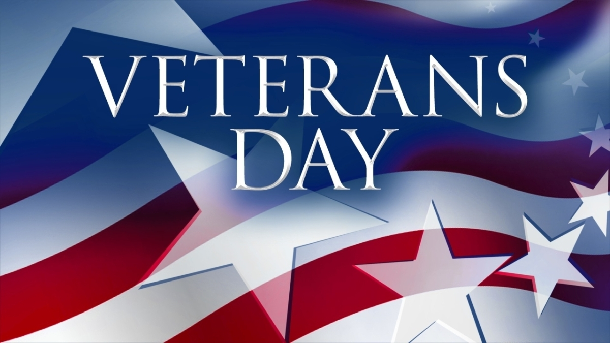 Let Us Honor Our Veterans Today