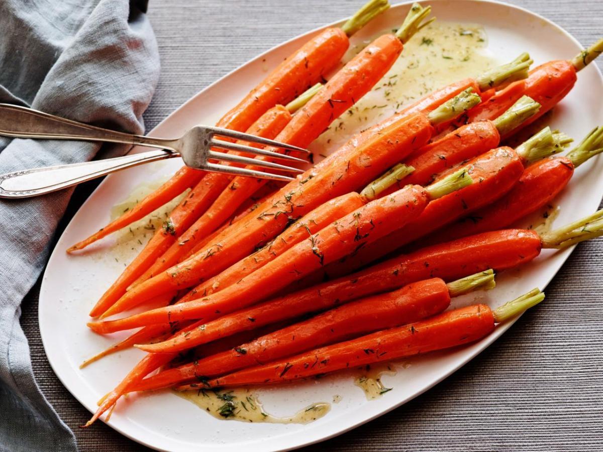 Let Carrots Brighten YourTable