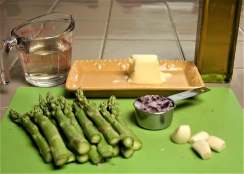 Garlic-Wine Pork Asparagus (1)