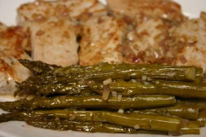 Garlic-Wine Pork Asparagus (12)