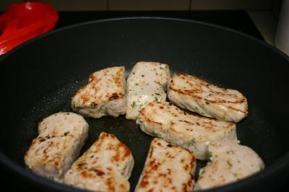 Garlic-Wine Pork Asparagus (4)