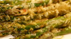 Italian Parmesan Asparagus