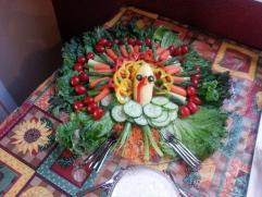 kiddo veggie-platter