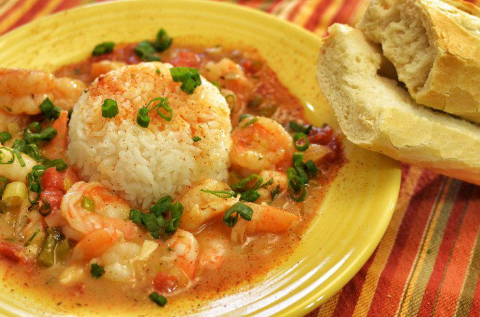 Louisiana Shrimp Étouffée 1