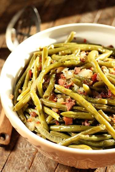 06 Southern Green Beans