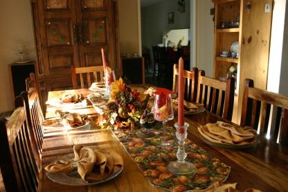 11 November Table