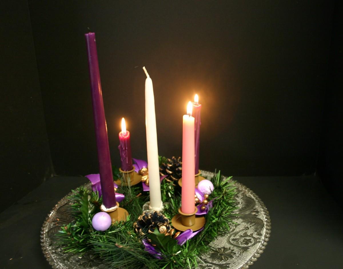 Third Sunday of Advent and SaintLucia