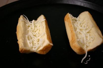 French Brioche Chicken Club Sandwich Rolls (3)