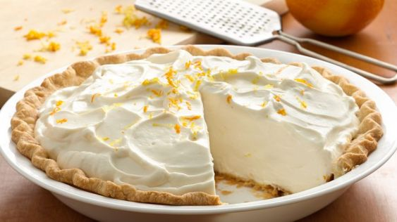 Lemon Margarita Pie