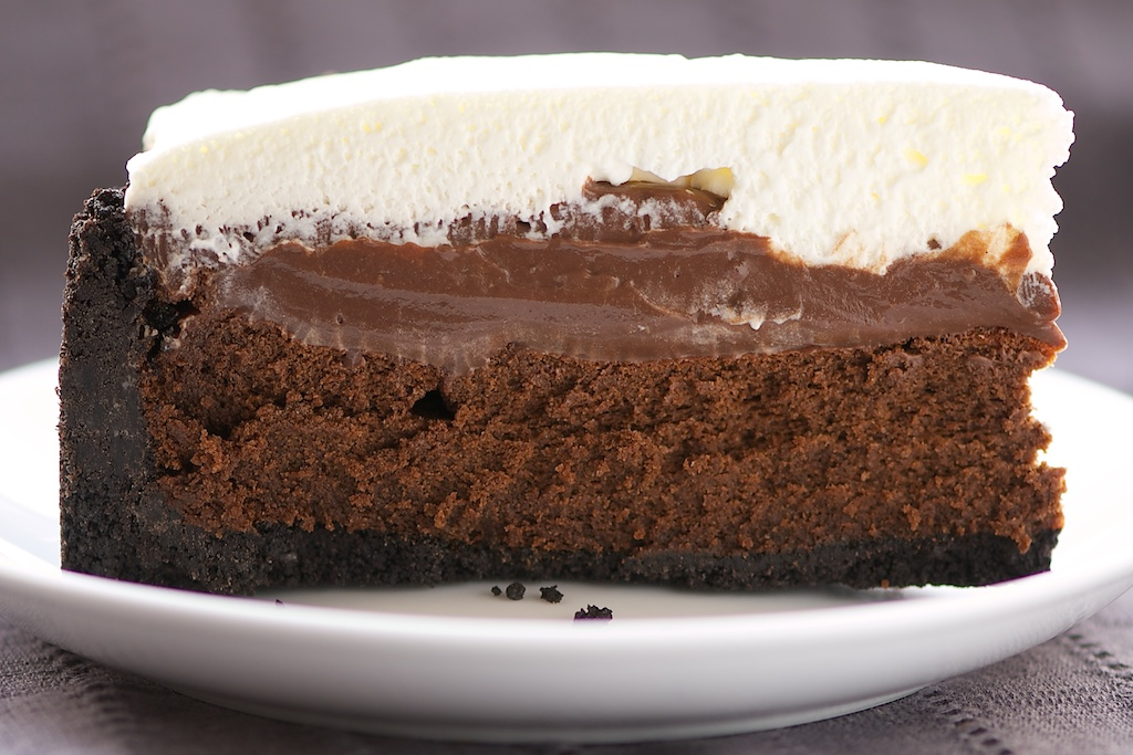 Mississippi Mousse Mud Pie – OhMy!
