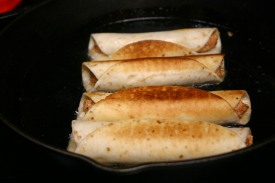 Rolled Chicken Tacos (10)