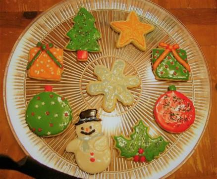sugar cookies 2012