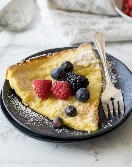 07 Dutch Baby Pancakes