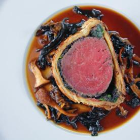 5 Beef Wellington With Madeira Sauce