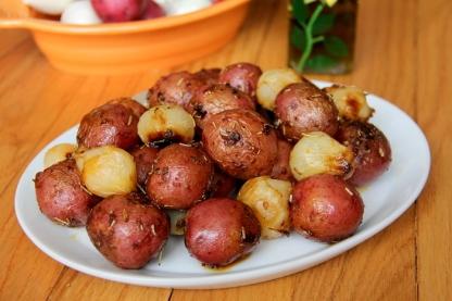 (6) Roasted Potatoes