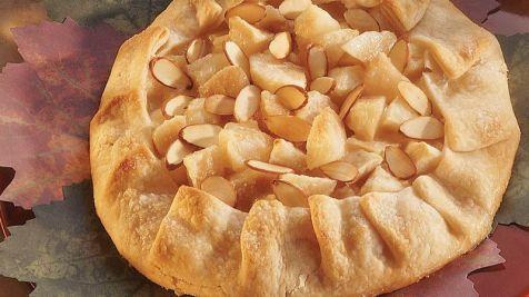 (7) Fresh Pear Crostata