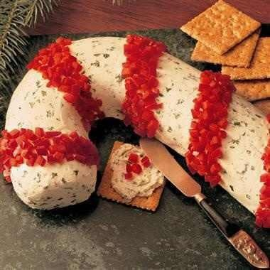 Christmas Cheese Spread