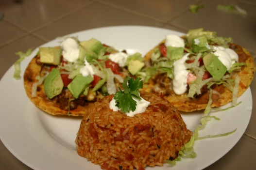 Mexican Rice Cups (2)