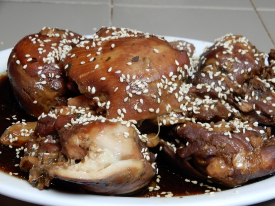 Slow-Cooker Honey Garlic Chicken (1)