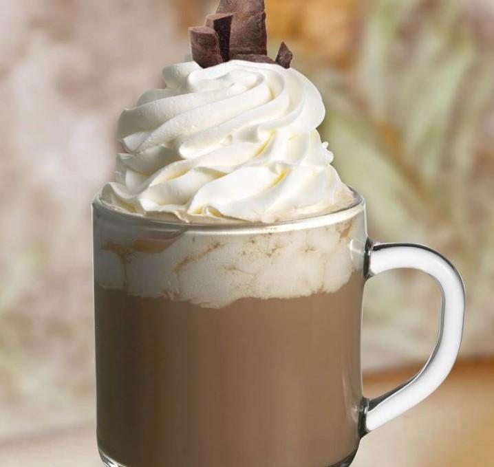 Irish Hot Chocolate with WhippedCream