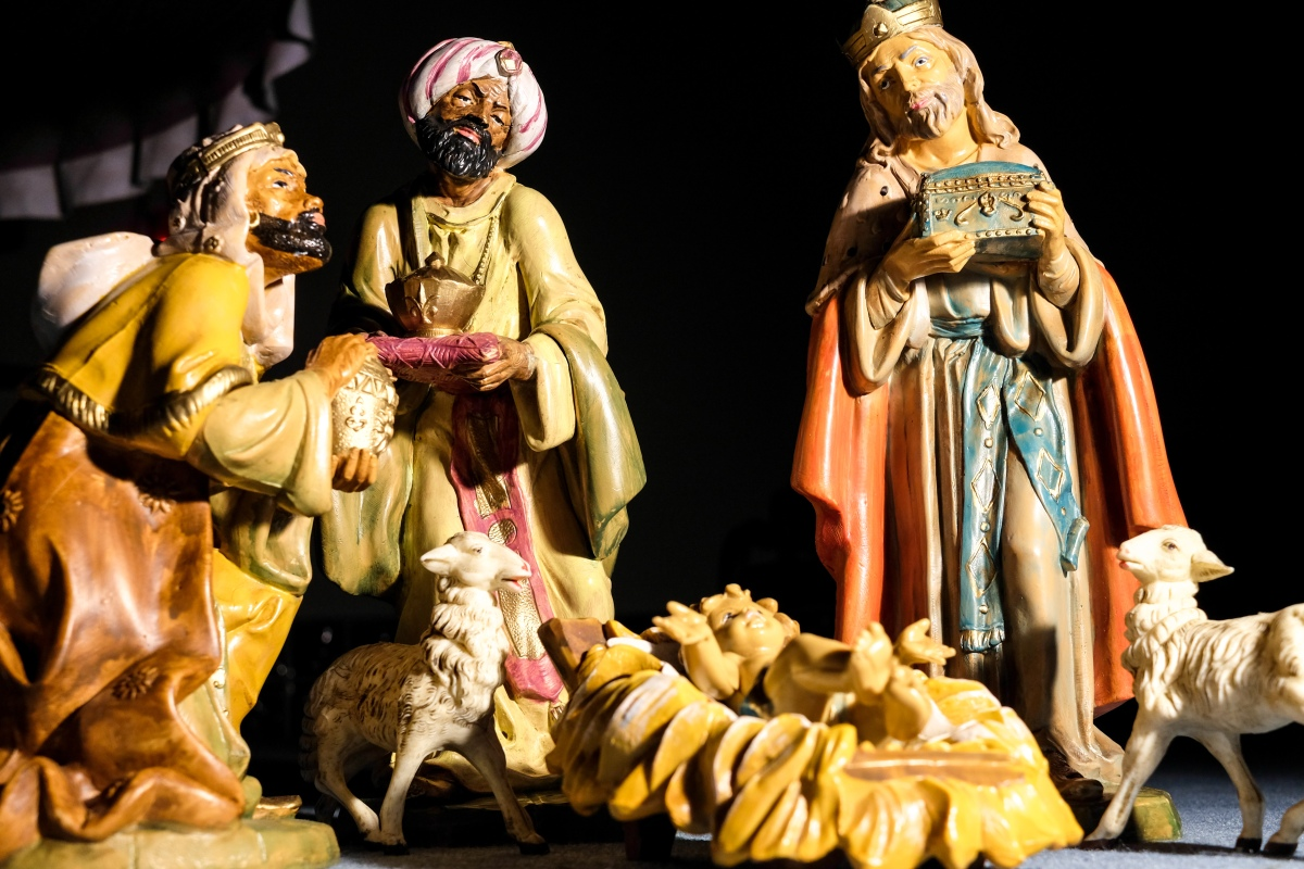 The Epiphany and the Feast of the Three Kings