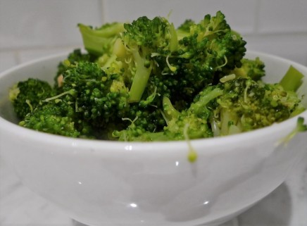 03 Butter Broccoli