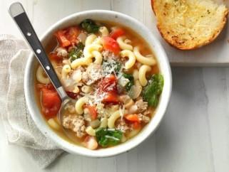 1 Pasta e Fagioli Soup