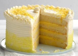 4 Lemon Ricotta Cake
