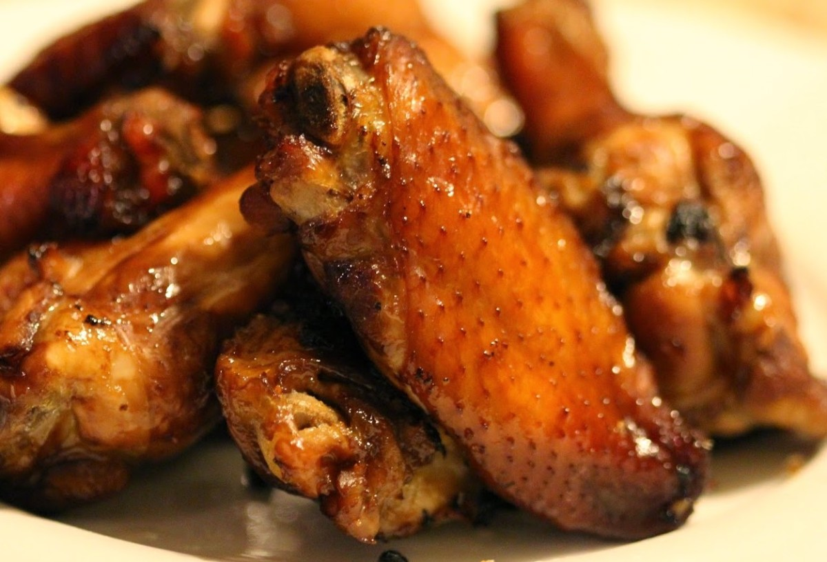 You Can Do Anything with Chicken Wings