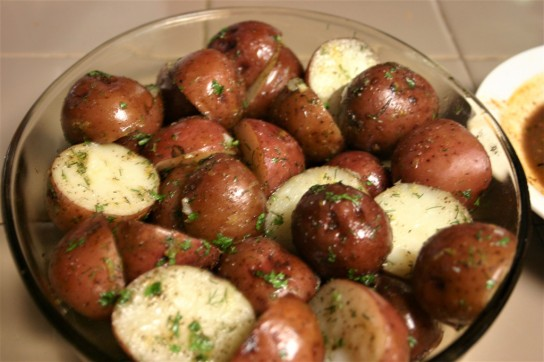 Food - German Potatoes