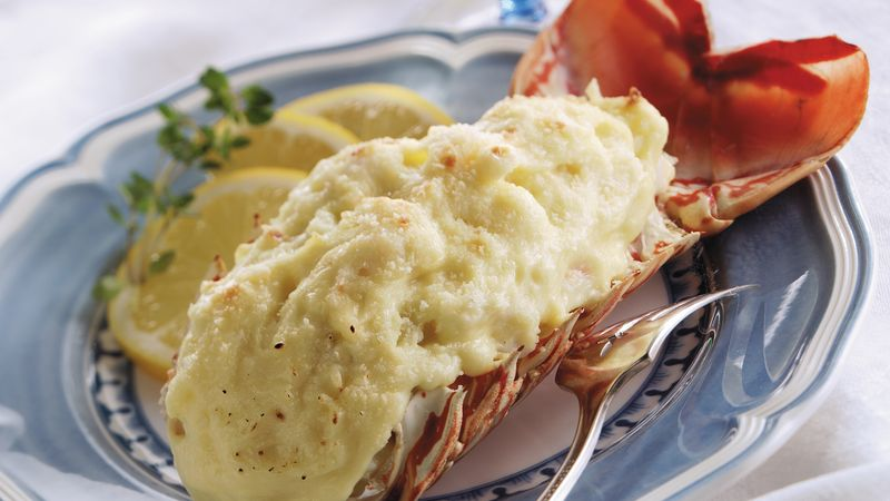Fly Away with a Simple LobsterThermidor