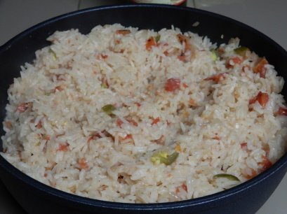Mexican Rice Pilaf (6)