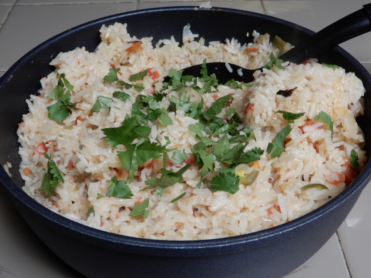 Spicy Mexican Rice Pilaf is anything ButOrdinary
