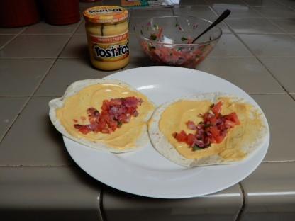 Nacho Chorizo Burritos (3)