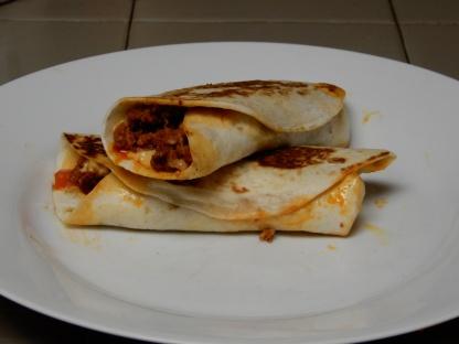 Nacho Chorizo Burritos (8)