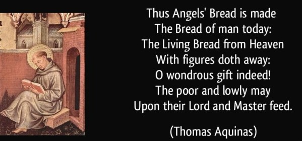 Saint Thomas Angel Bread