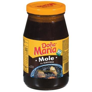 Dona Maria Mole sauce1