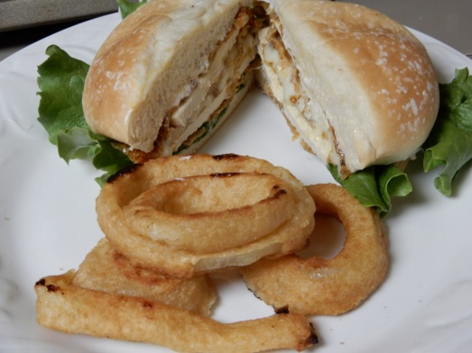 Spicy Fried Chicken Sandwich (18)