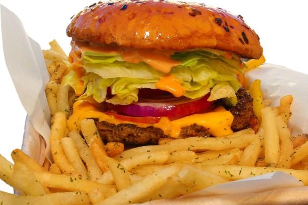 Aweful Aweful Burger