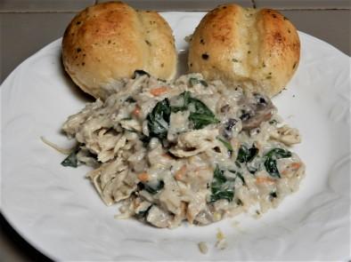 Chicken Rice Florentine (11)