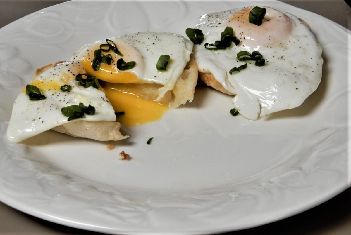 Breakfast In the Spirit of EggsBenedict