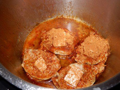 Instant Pot Taco Pork Chops (5)