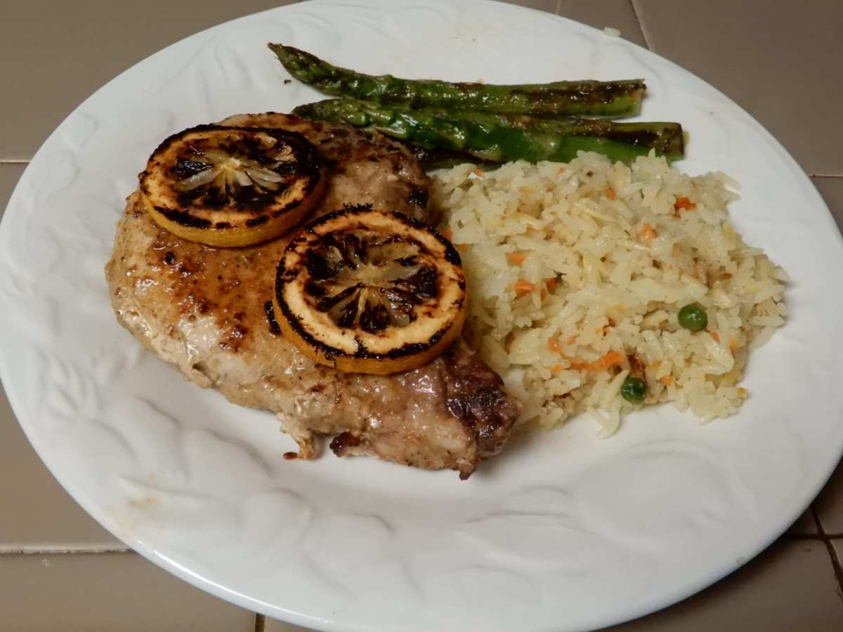 Scallopini Sunday Supper
