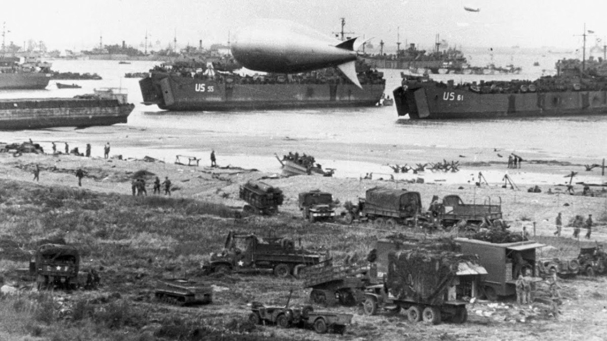 D-Day – The 6th ofJune