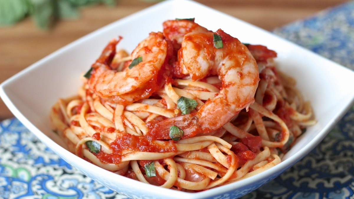 Shrimp Diavolo ItalianStyle