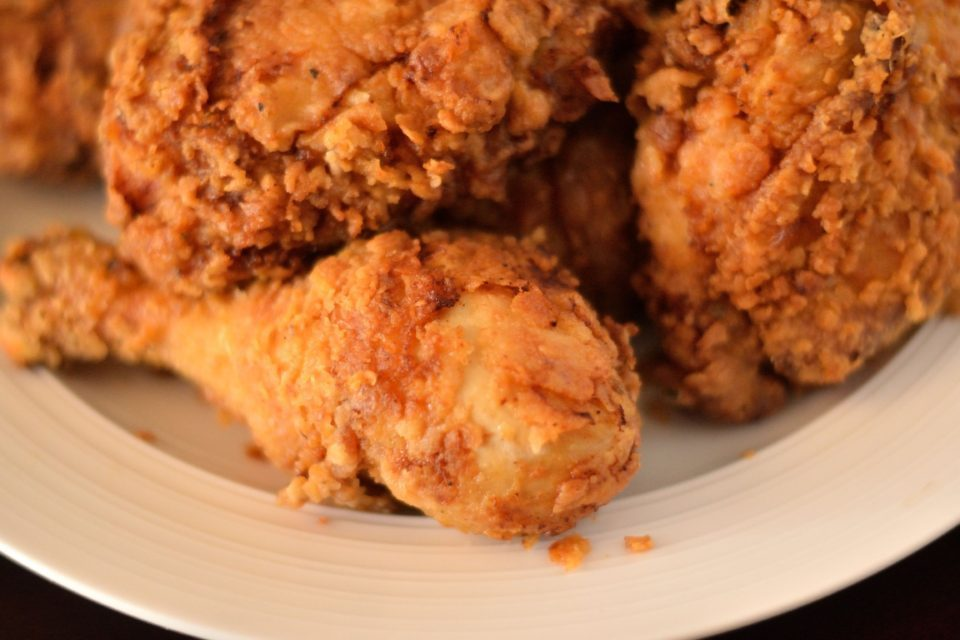 Ode to Southern Brine Fried Chicken