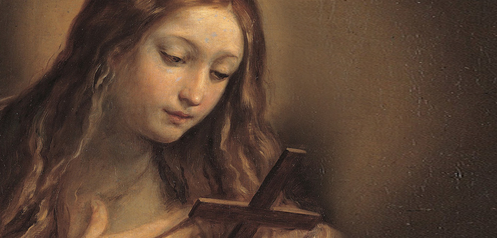 A Feast for Saint Mary Magdalene