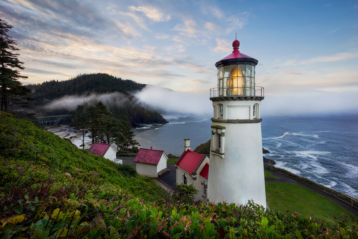 A Lighthouse Supper toRemember