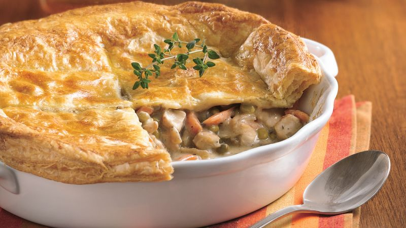 Is the Great American Pot Pie Really American?