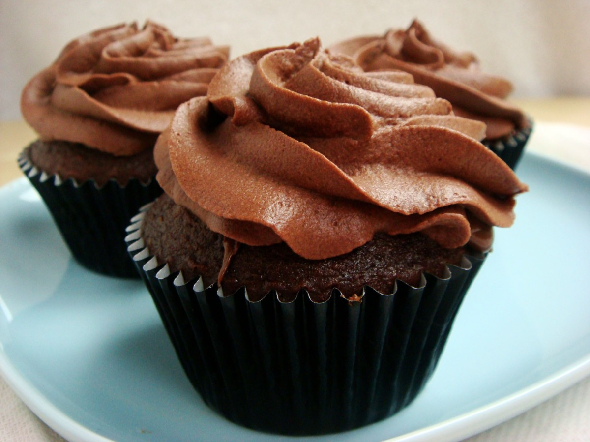 Cupcakes for BrotherDear